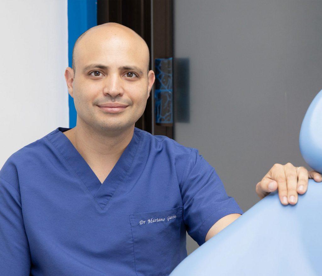 El doctor Mariano García